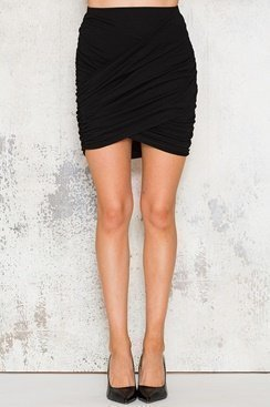 Indra Skirt - Black