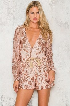 Alexandria Playsuit