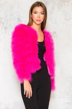 Dream Jacket - Hot Pink
