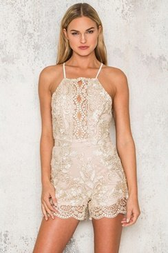 Dynasty Playsuit