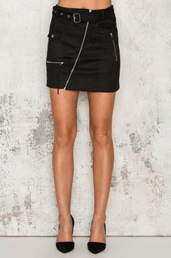Reflection Skirt - Black